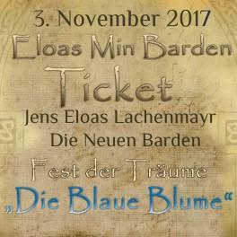 """Fest der Träume - """"Die Blaue Blume"""""""