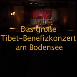 Tibet-Benefiz-Konzert Video & MP3 (2008)